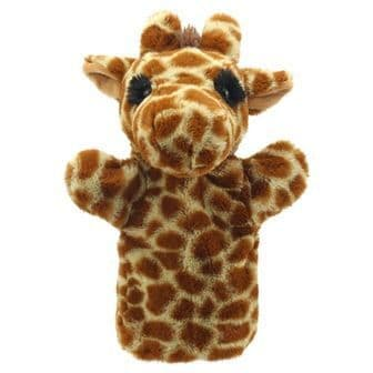 Animal Puppet Buddies: Giraffe
